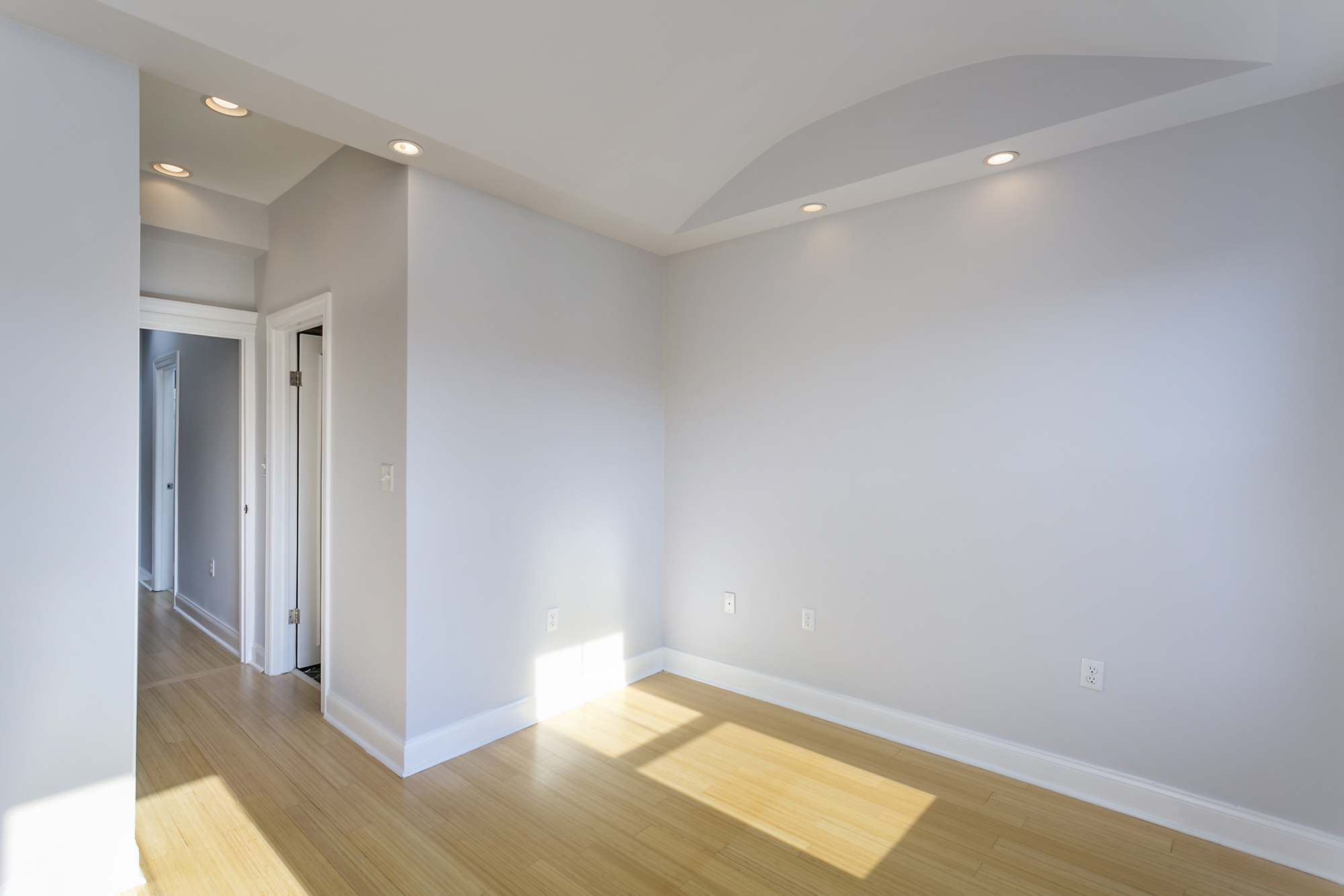 Bedroom in Baltimore MD