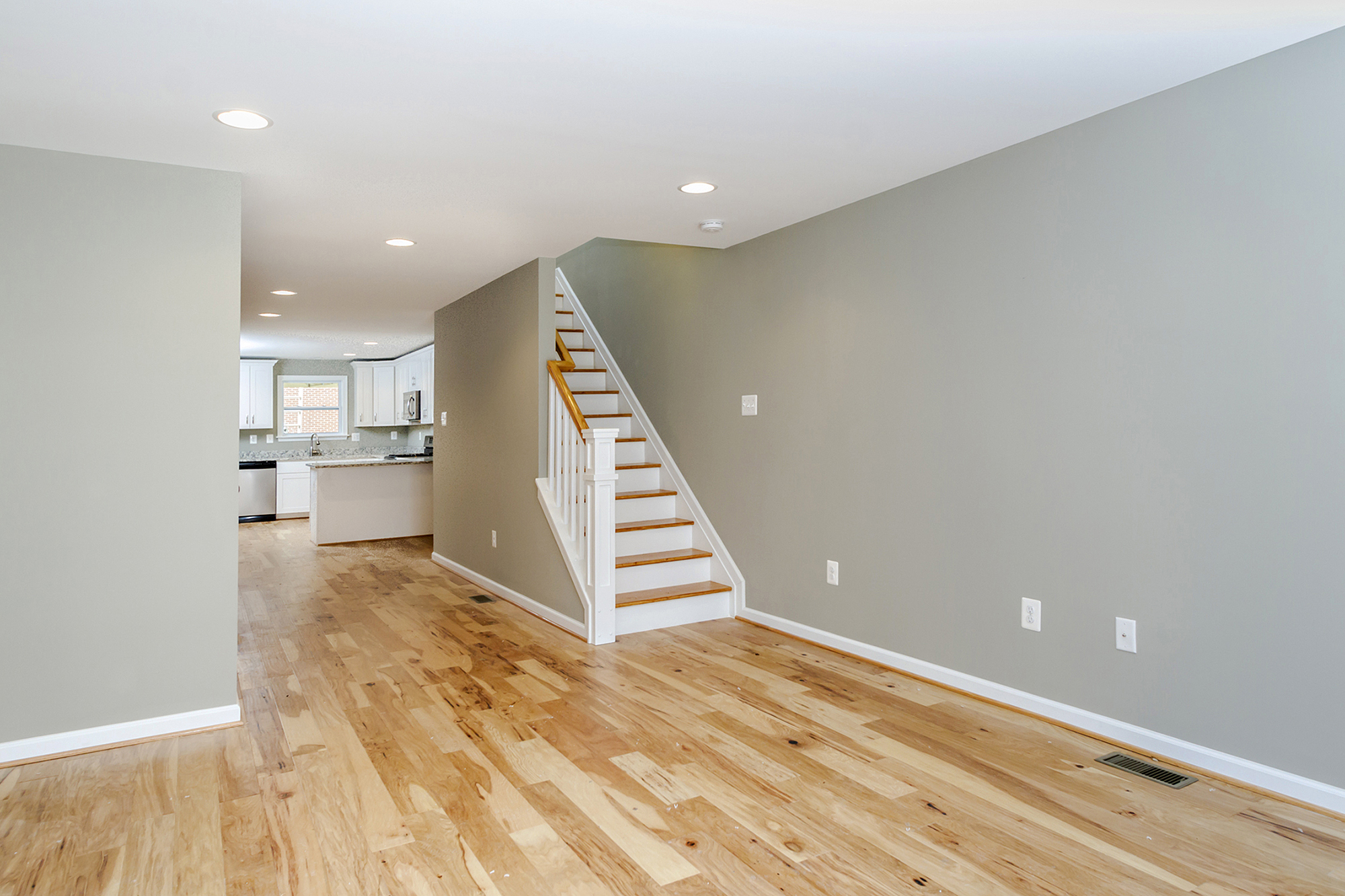 Living Room in Baltimore MD