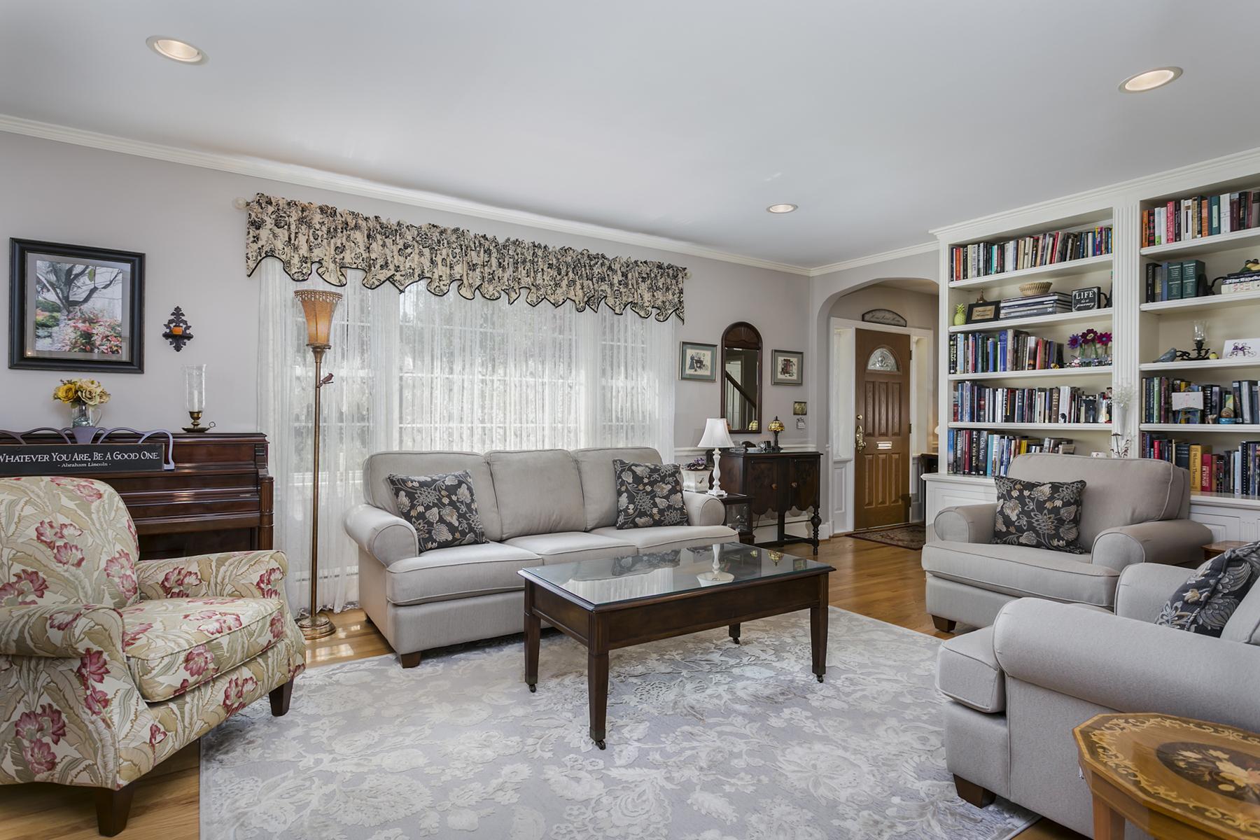 baltimore metro area living room
